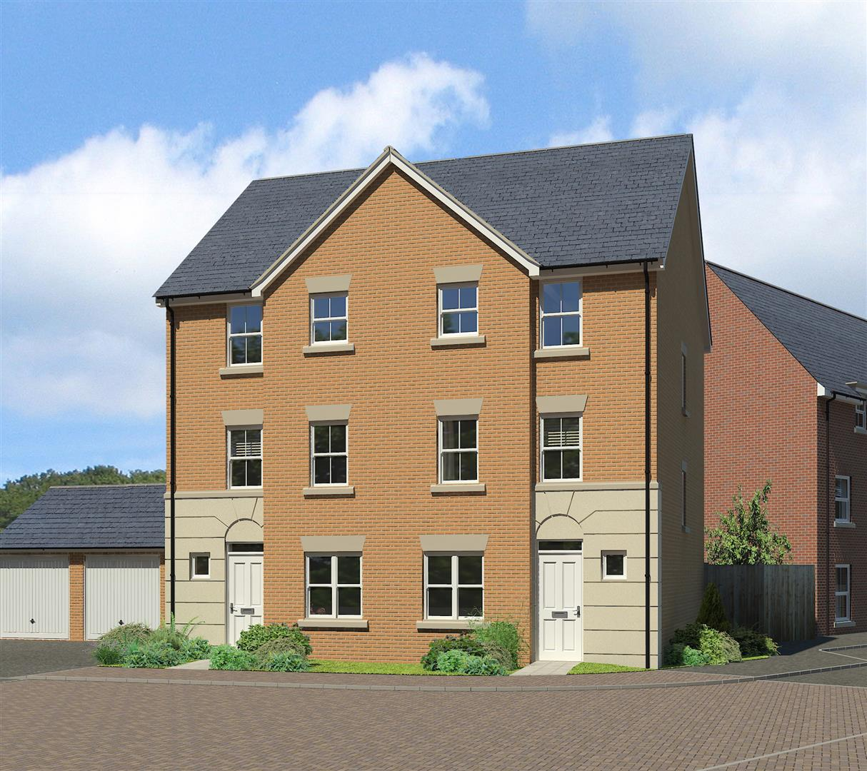 4 Bedrooms Property for sale in Truscott Avenue, Redhouse, Swindon